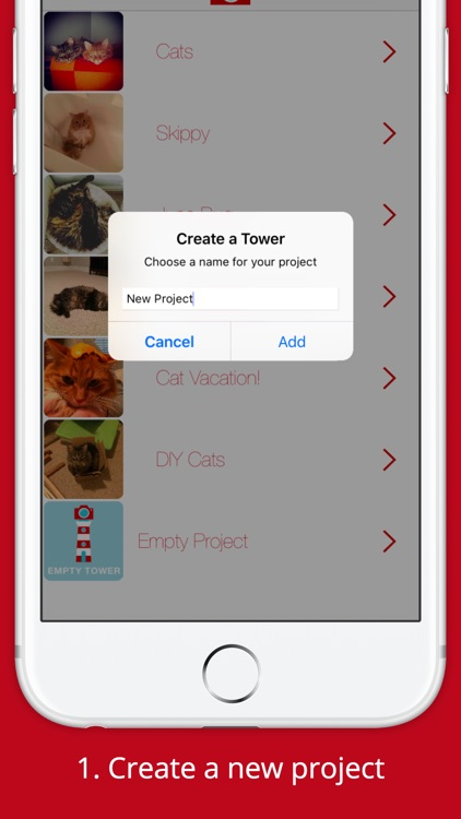 PhotoTower for Pinterest