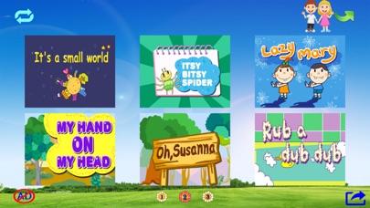 Screenshot of Animati per bambini canzoni in inglese HD3