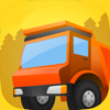 Neta Haiby - Kids Puzzles - Trucks- Early Learning Cars Shape Puzzles and Educational Games for Preschool Kids artwork