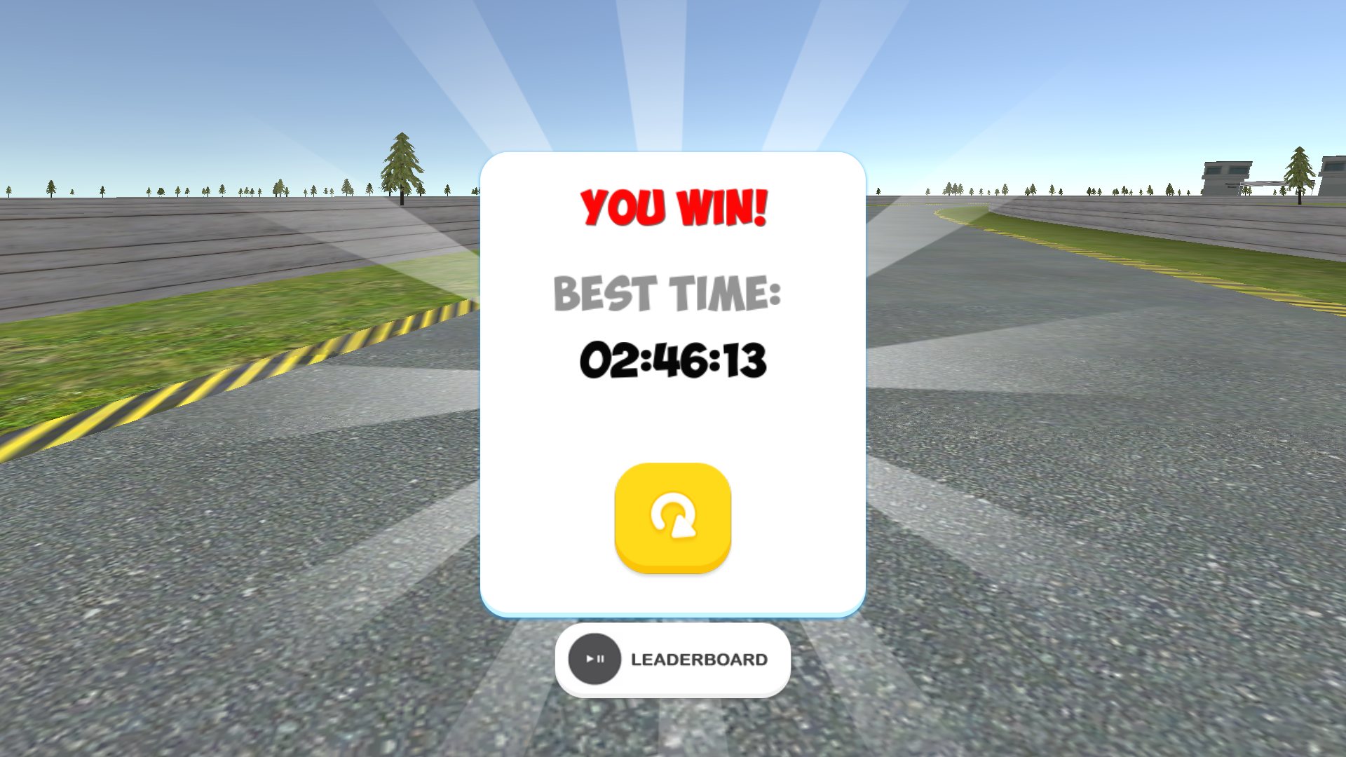 Car Racing : Knockout 3D for TV screenshot 5