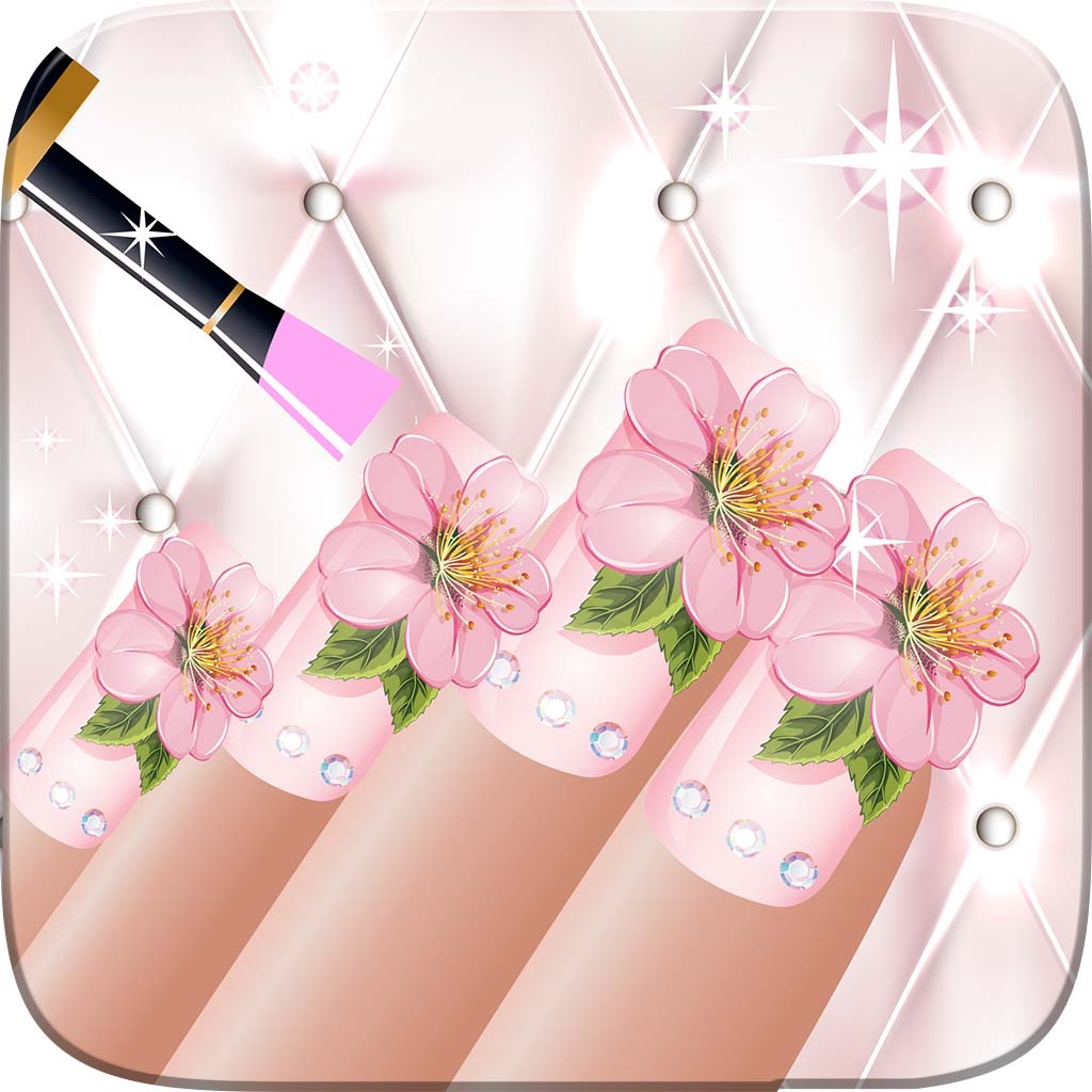 Awesom Wedding Day And Celebrity Nail Salon - Beautiful Princess Manicure Makeover Game Fancy hack