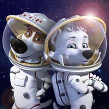 Белка и Cтрелка: детский мультсериал о жизни собак-космонавтов!