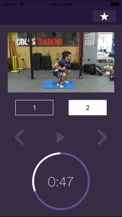 7 min Band Workout: Resistance Elastic Rubber Exercises to Tone Up Anywhere. Forget the gym: Total body training exercise routine sculpts with just one piece of equipment screenshot-3