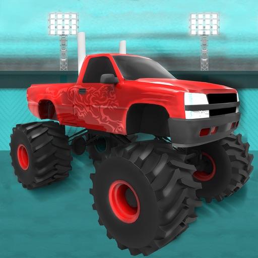 Monster Truck Super Stadium