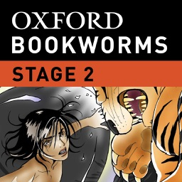 The Jungle Book: Oxford Bookworms Stage 2 Reader (for iPad)