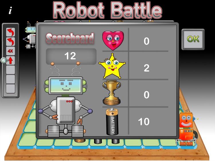 Robot Battle Code Camp screenshot-3