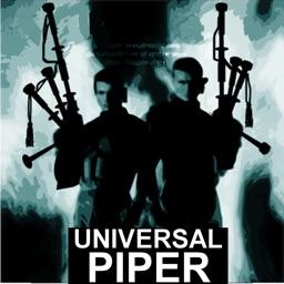 Universal Piper - Pocket Bagpipe