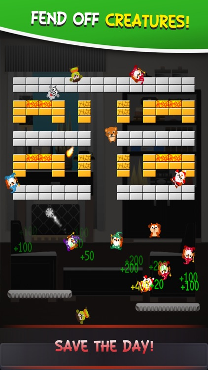 Brick Breaker Star - attack blocks in breakout screenshot-3
