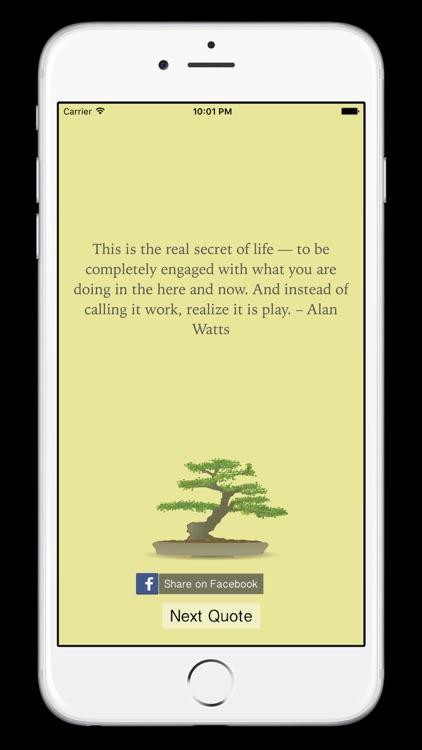 Quotes on Zen