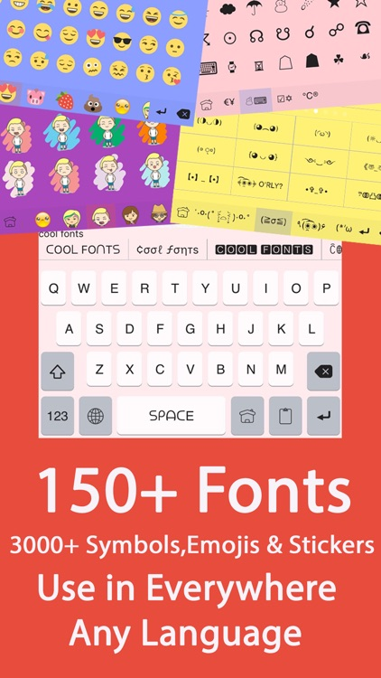 how to get cool fonts on iphone 4