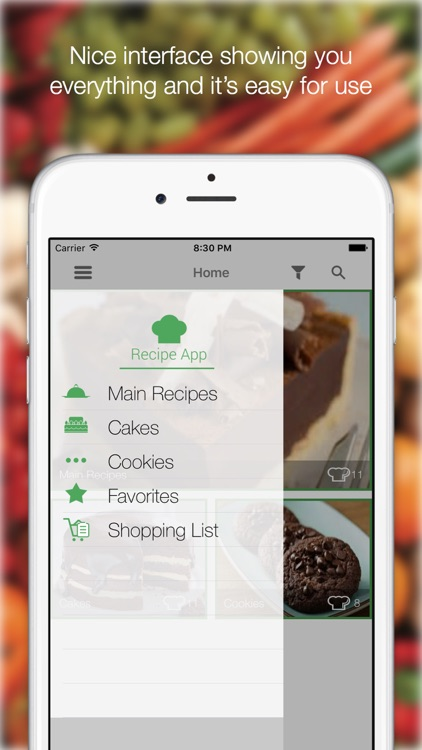 Chocolate Recipes - Find All Delicious Recipes screenshot-3
