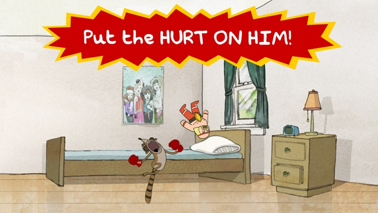 Just a Regular Arcade – A Sweet Suite of Regular Show Games With Mordecai and Rigby screenshot-3