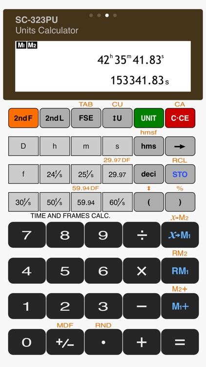 Scientific Calculator - SC-323PU