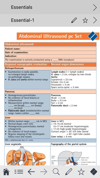 Abdominal ultrasound pocketcards screenshot-3