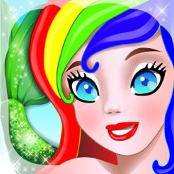 Sirène Et Princesse Coloriages Pour Les Filles Belle Jeux