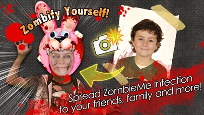 ZombieMe - Video Greeting from Zombies! screenshot two