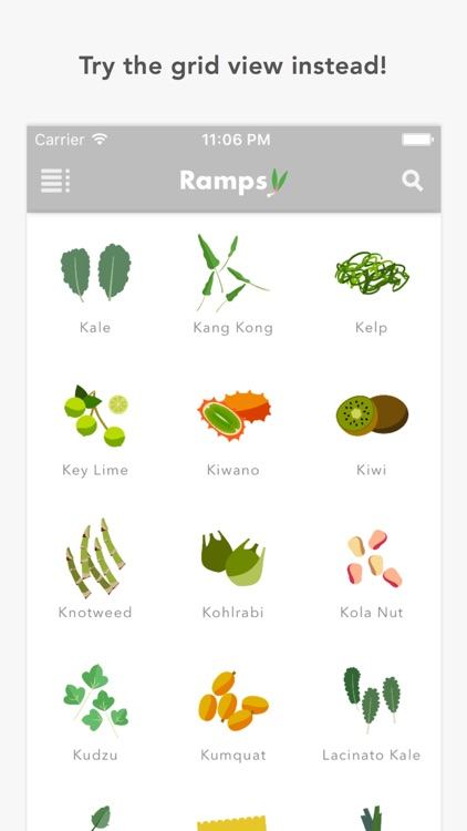 Ramps - Guide to Food