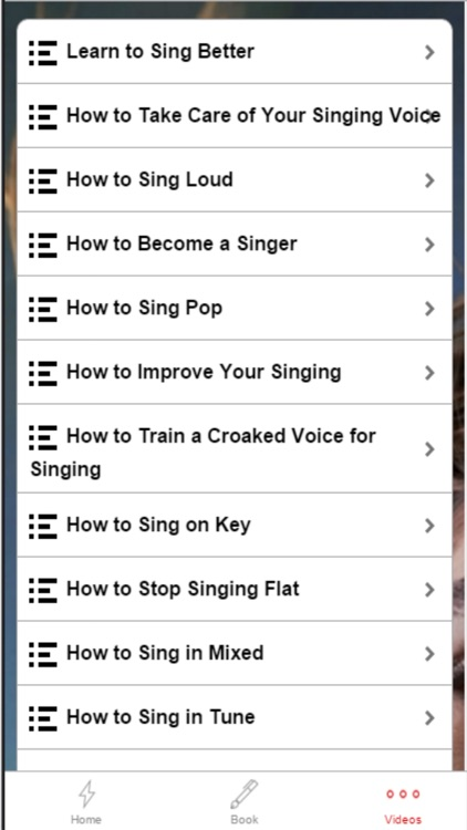 Singing Course - How to Improve Your Singing Voice screenshot-3
