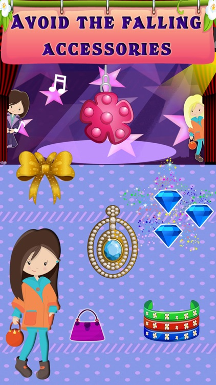 Top Model Adventure - American Fashion Show Party Game for Girls screenshot-4