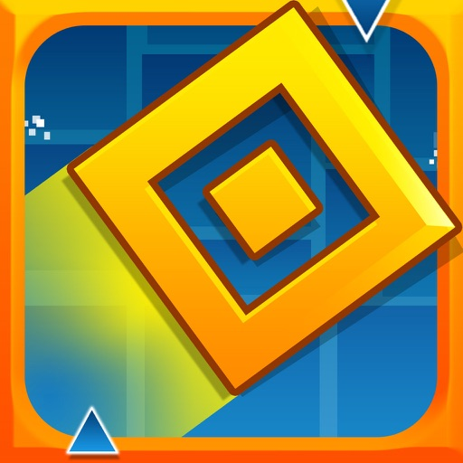Geometry Pixel Rush & Dash – Awesome Mad Jump iOS App