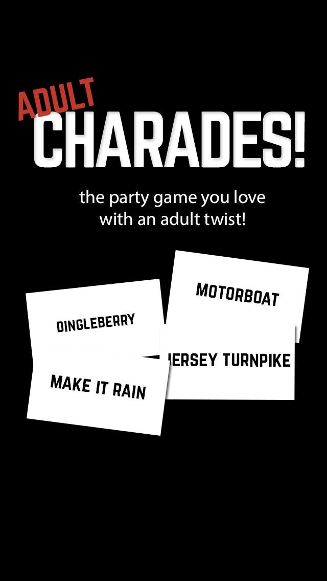 Adult Charades Free Screenshot