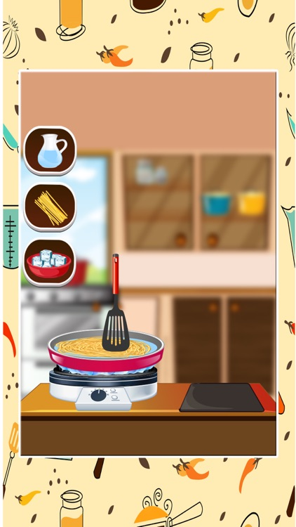 Spaghetti Maker – Little kids cook Chinese food in this cooking fever game screenshot-3