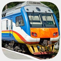 Train Driver Journeys