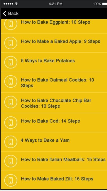 Baking Tips - Learn How to Bake Easily