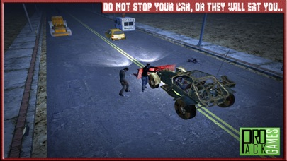 Zombie Highway Traffic Rider II - Insane racing in car view and apocalypse run experience screenshot one