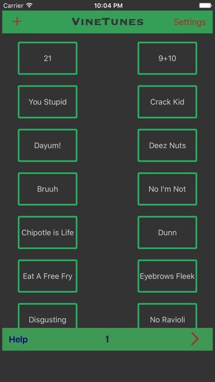 VineTunes Pro: Best Soundboard for Vine (100+ Sounds)