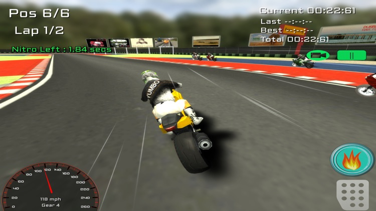 Moto Racer 2 - Real Motorbike and Motorcycle World Racing Championship Games