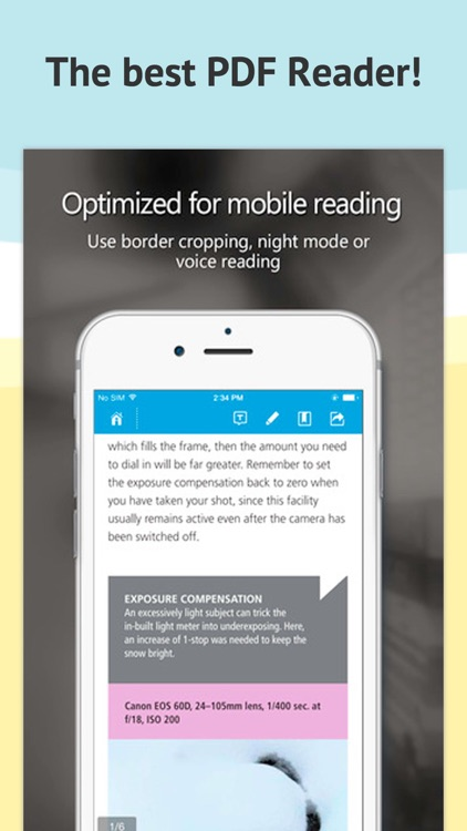 PDF Reader-Free screenshot-2