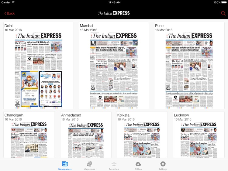 The Indian Express for iPad screenshot-3