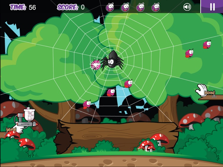 Catch The Blob HD screenshot-4