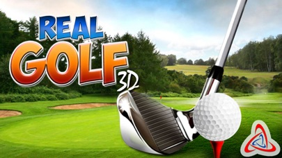 Real Golf 3D Free - World  Professional Sports Game