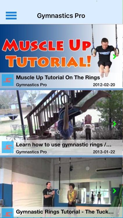 Gymnastics Pro screenshot-3
