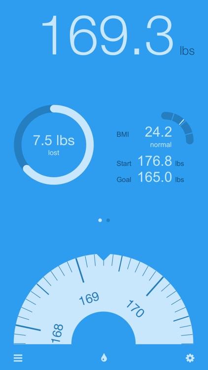 DailyWeight - Track weight