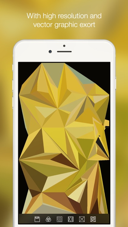 Centroid - Low poly photography in real-time screenshot-4