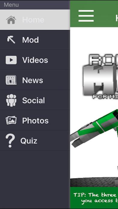 Robots Mod For Minecraft PCのおすすめ画像2