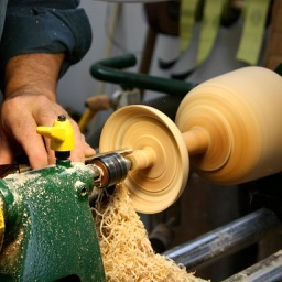 Wood Turning Master Class