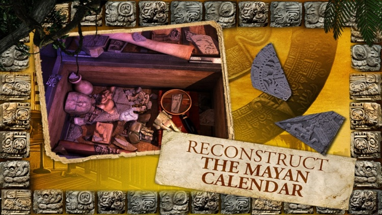 Jennifer Wolf and the Mayan Relics - A Hidden Object Adventure screenshot-3