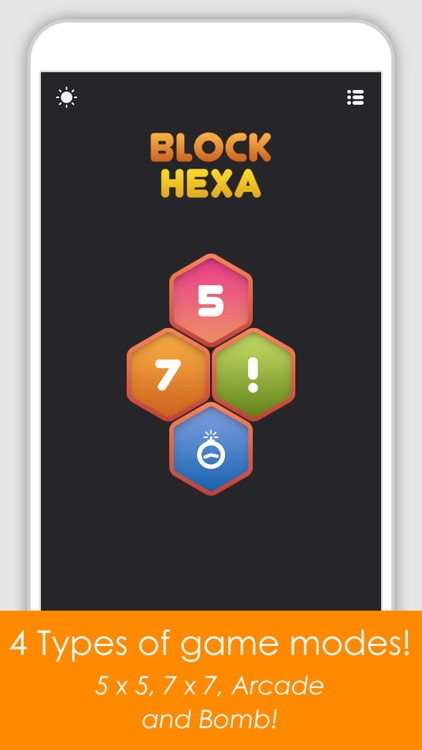 Block Hexa - 1010 Hex Fit
