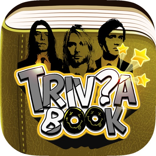 Trivia Book : Puzzles Question Quiz For Nirvana Fans Games