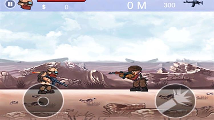 Black Heros Action screenshot-3
