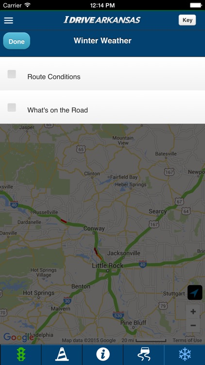 IDrive Arkansas screenshot-4