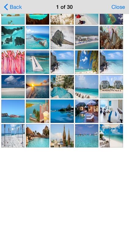 Turks and Caicos Islands Offline Map Travel Guide screenshot-4