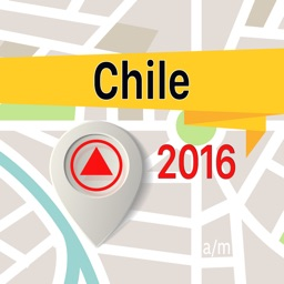 Chile Offline Map Navigator and Guide