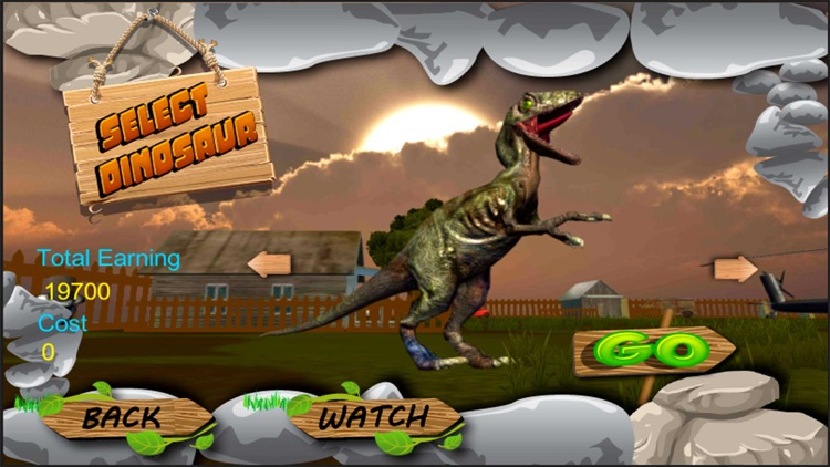 Dinosaur Simulator 3D Free screenshot-4