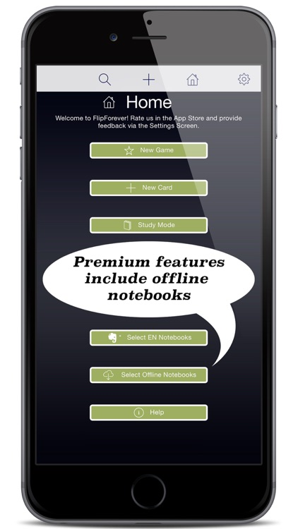 Flip Forever Flashcard Game App screenshot-4