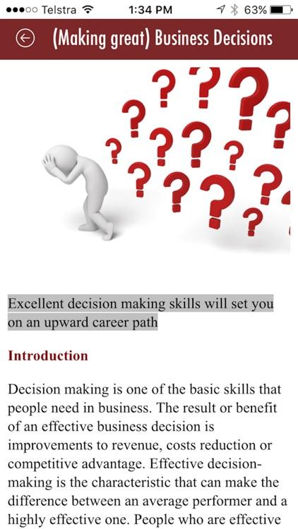 Great Work Behaviours screenshot-3
